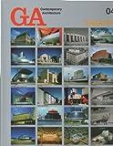 GA Contemporary Architecture 04―シアター THEATER (現代建築シリーズ)