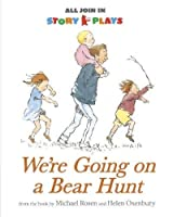 We're Going on a Bear Hunt Story Play (All Join in Story Plays)