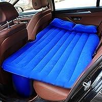 SUV車のセクシーな空気のベッドインフレータブルマットレスバックのバックシートクッション旅行のキャンプ用屋外ポンプと枕