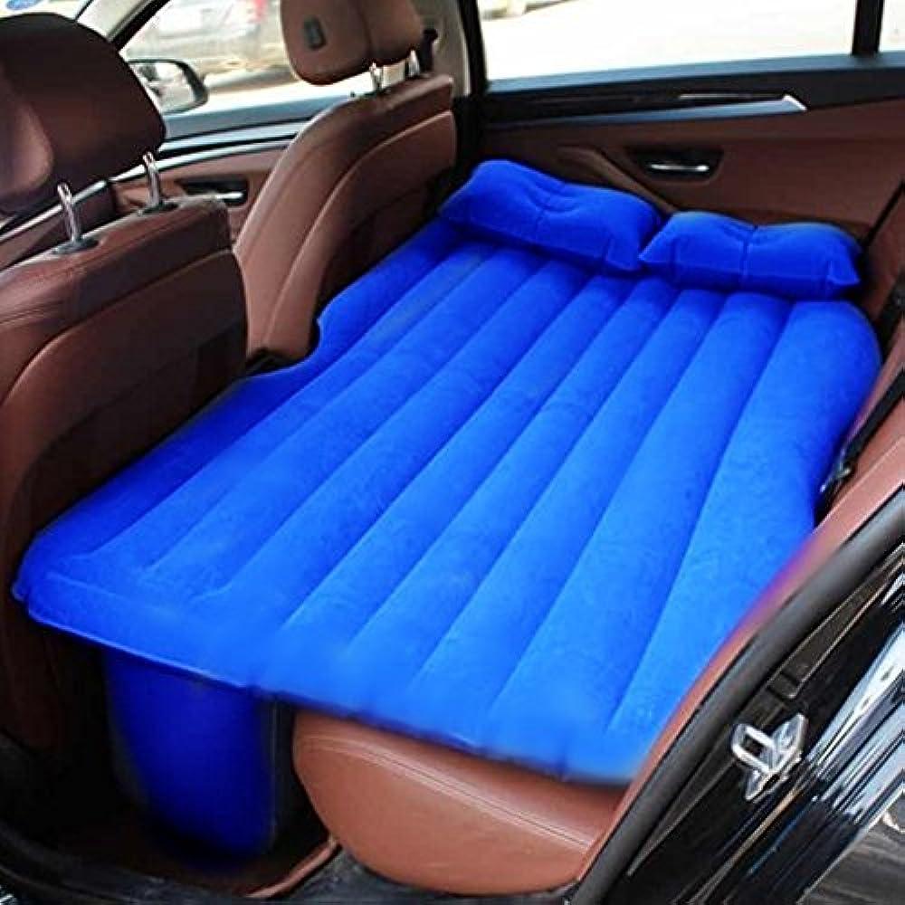 偽造使用法鮮やかなSUV車のセクシーな空気のベッドインフレータブルマットレスバックのバックシートクッション旅行のキャンプ用屋外ポンプと枕