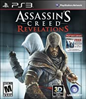 Assasin's Creed Revelations (輸入版) - PS3