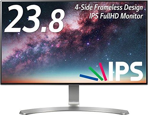 LG モニター ディスプレイ 24MP88HV-S 23.8インチ/フルHD...
