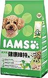 アイムス (IAMS) 成犬用 健康維持用チキン 小粒 2.6kg×4個(ケース販売) [ドッグフード]