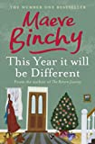 This Year It Will Be Different: Christmas tales (English Edition)