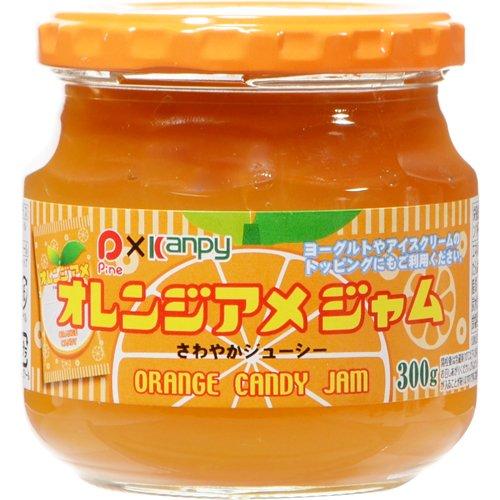 カンピー オレンジアメジャム 300g