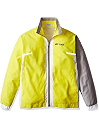 (ヨネックス) YONEX テニス?バトミントンウェア 裏地付ウォームアップシャツ 52011J [ジュニア]