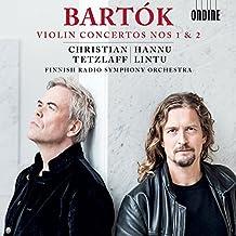 Violin Concertos 1 & 2