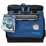 EUNI Arctic Zone Titan Deep Freeze Zipperless Messenger Bag Cooler 16 cans [並行輸入品]