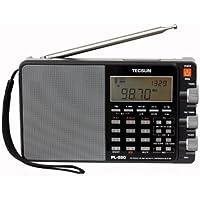 TECSUN PL-880 FM/LW/MW/SW SSB PLL短波ラジオ 3050局メモリー