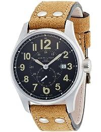 ハミルトン (HAMILTON) 腕時計 Khaki Officer Auto H70655733 44mm メンズ [正規輸入品]
