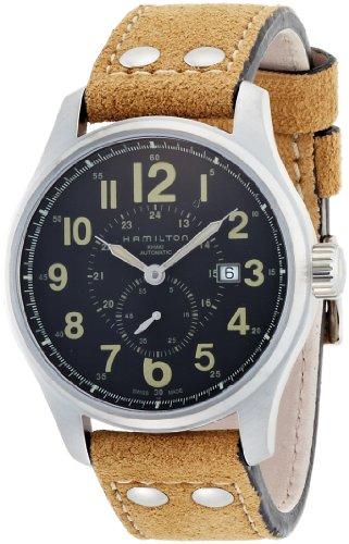 腕時計 Khaki Officer Auto H70655733 44mm メンズ ハミルトン