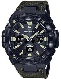 [カシオ]CASIO 腕時計 G-SHOCK ジーショック G-STEEL 電波ソーラー GST-W130BC-1A3JF メンズ