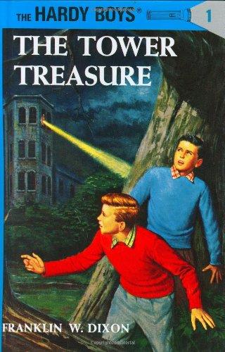 Hardy Boys 01: the Tower Treasure (The Hardy Boys)の詳細を見る