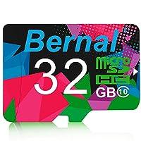 Bernal 高耐久 microSDHCカード フラッシュ搭載 (ドライブレコーダー向けメモリ) 32GB Class10 永久保証
