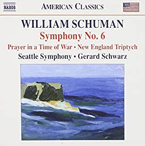 Symphony No 6 / Prayer in Time of War