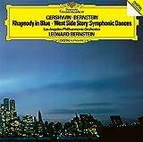 ガーシュウィン:ラプソディー・イン・ブルー/バーンスタイン:「ウェスト・サイド・ストーリー」: シンフォニック・ダンス、他 画像