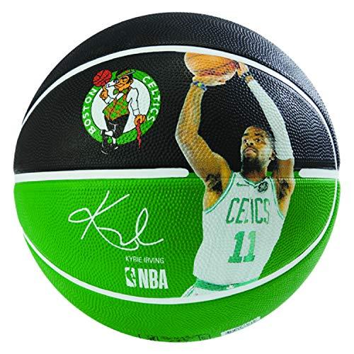 SPALDING(スポルディング) バスケットボール カイリー・アービング ラバー 7号球 NBAロゴ入り 83-847Z バスケ バスケット 83-847Z