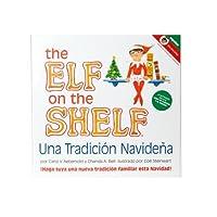 Elf on the Shelf Girls Una Tradicin Navidea Toy [並行輸入品]
