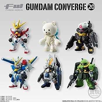 食玩 FW GUNDAM CONVERGE20 (ガンダム コンバージ20) 【全7種フルセット (フルコンプ)】