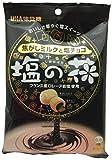 味覚糖   塩の花 焦がしミルクと塩チョコ  85G×6袋