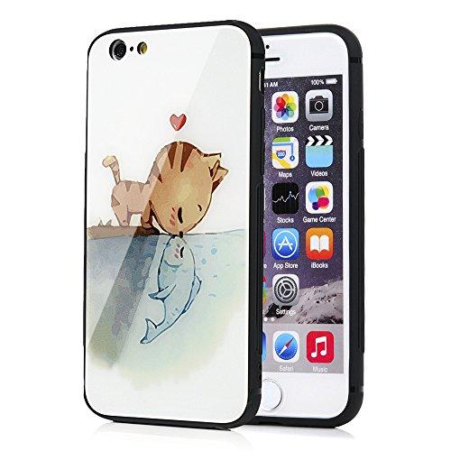 iPhone6s ケース/iPhone6 ケース 背面クリア...
