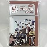 B.A.P (ビーエイピー)/フォトメッセージカード30枚セット - Photo Message Card 30pcs(K-POP/韓国製)