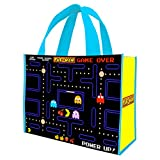 Vandor 69073 PAC-MAN Large Recycled Shopper Tote, Multicolored by Vandor