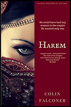 Harem: the European megaseller: new and revised edition (CLASSIC HISTORY Book 2) by [Falconer, Colin]