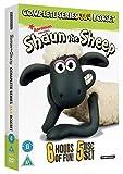ひつじのショーン シーズン3&4 コンプリート DVD-BOX (50エピソード, 360分) BBC Shaun the Sheep アニメーション [DVD] [Import] [PAL, 再生環境をご確認ください, パソコン又はPAL再生可のプレイヤーで再生する必要があります] 画像