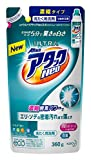 ウルトラアタックNeo 洗濯洗剤 濃縮液体 詰替用 360g
