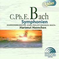 C.P.E Bach: Symphonies
