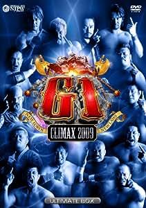 G1 CLIMAX 2009 DVD BOX
