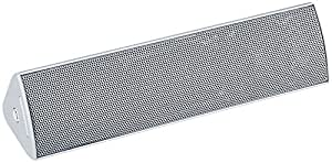 ELECOM Bluetoothスピーカー コンパクト NFC対応 apt-X対応 シルバー LBT-SPP300AVSV