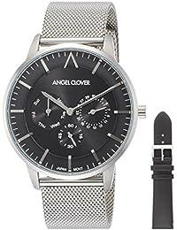 [エンジェルクローバー]Angel Clover 腕時計 Zero 文字盤 交換レザーベルト付き ZE42SGRY メンズ