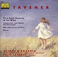Tavener;to a Child Dancing