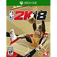 NBA 2K18 Legend Edition Gold [並行輸入品]