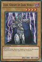 遊戯王 英語版 Zure, Knight of Dark World (SDGU-EN004) - Structure Deck 21: Gate...