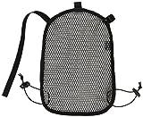 ラフアンドロード(ROUGH&ROAD) バイクリュック用ミネルヴァ(R)エアメッシュパネル ブラック S MV9201 (¥ 2,052)