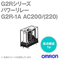オムロン(OMRON) G2R-1A AC200/(220) パワーリレー NN