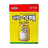 Paldo Sikhye, Korean Sweet Rice Punch, 238ml (Pack of 12)