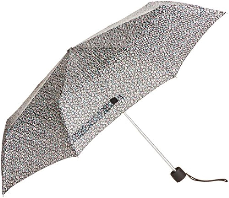 (ムーンバット)MOONBAT フルトン 婦人折りたたみミニ傘 小花柄