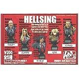 """K&M HELLSING-ヘルシング- カプセルフィギュア バストアップシリーズ""""CROSS"""" 彩色全6種セット(ノーマル5種+シークレット1種)"""