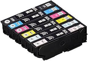 エプソン IC6CL80L (増量) 6色セット対応 ジットリサイクルインク JIT-NE80L6P(FFP・封筒パッケージ)