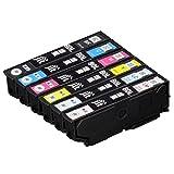 ジット エプソン(EPSON)対応 リサイクル インクカートリッジ IC6CL80L 増量 6色セット対応 JIT-NE80L6P(FFP)