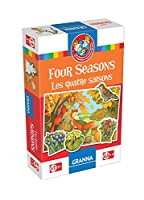 Four Seasons of the Year: A Game of Nature Bilingual Edition Board Game [並行輸入品]