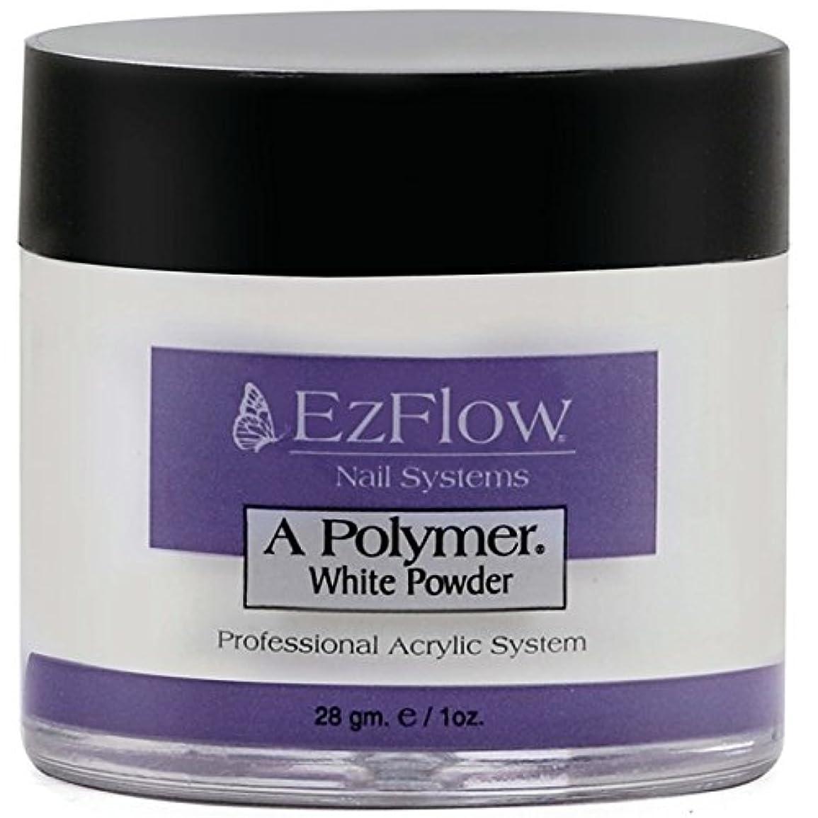 ロック解除成熟盲目[EzFlow] Aポリマーホワイトパウダー 0.75oz