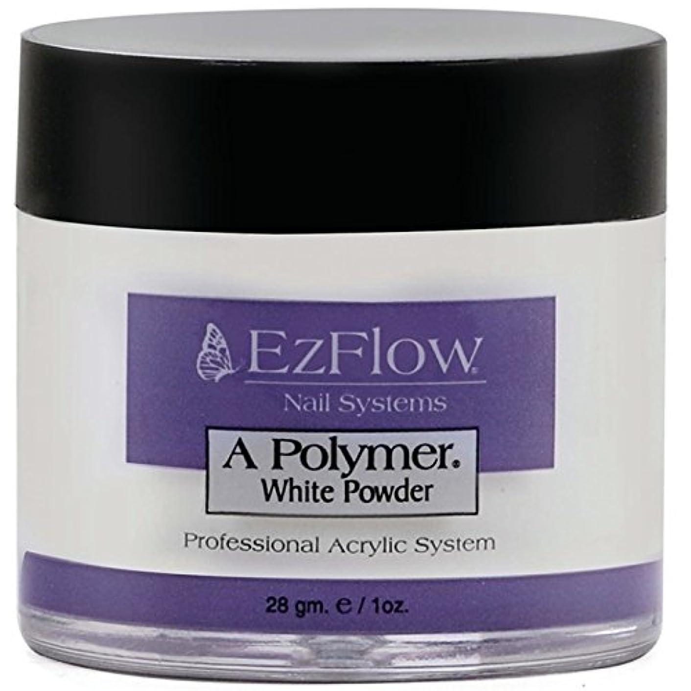 現実には傘形式[EzFlow] Aポリマーホワイトパウダー 0.75oz