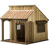 【アメリカADVANTEK】アメリカアドバンテック ドッグハウス ザ・サルーンオールドウエストSサイズ