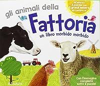 Gli animali della fattoria. Teneri puzzle