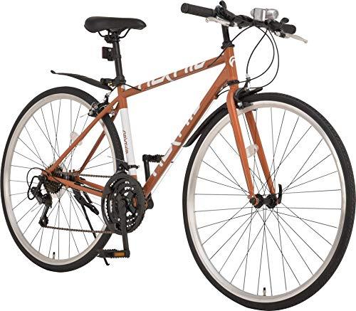 NEXTYLE (ネクスタイル) クロスバイク 700C シマノ製21段変速 NX-7021 B07SQSFTQ8 1枚目